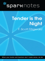 Tender is the Night (SparkNotes Literature Guide)