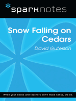 Snow Falling on Cedars (SparkNotes Literature Guide)