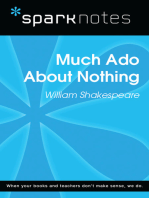 Much Ado About Nothing (SparkNotes Literature Guide)