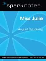 Miss Julie (SparkNotes Literature Guide)
