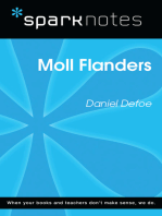 Moll Flanders (SparkNotes Literature Guide)