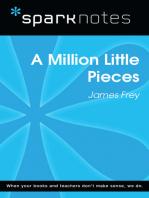A Million Little Pieces (SparkNotes Literature Guide)