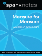 Measure for Measure (SparkNotes Literature Guide)