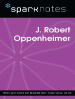 J. Robert Oppenheimer (SparkNotes Biography Guide)