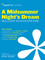 A Midsummer Night's Dream SparkNotes Literature Guide