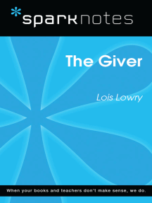 The Giver (SparkNotes Literature Guide)