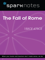 The Fall of Rome (150 CE-475 CE) (SparkNotes History Note)