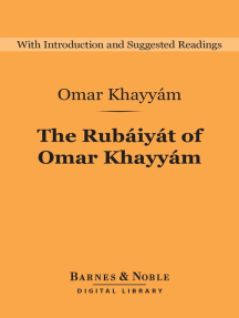 Rubaiyat of Omar Khayyam (Barnes & Noble Digital Library)