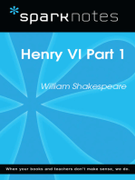 Henry VI Part 1 (SparkNotes Literature Guide)