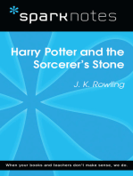 Harry Potter and the Sorcerer's Stone (SparkNotes Literature Guide)