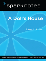 A Doll's House (SparkNotes Literature Guide)