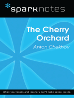 The Cherry Orchard (SparkNotes Literature Guide)
