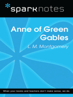 Anne of Green Gables (SparkNotes Literature Guide)