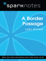 A Border Passage (SparkNotes Literature Guide)