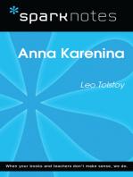 Anna Karenina (SparkNotes Literature Guide)
