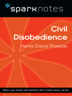 Civil Disobedience (SparkNotes Philosophy Guide)
