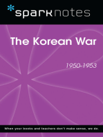 The Korean War (1950-1953) (SparkNotes History Note)