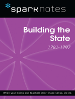 Building the State (1781-1797) (SparkNotes History Note)