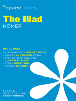 The Iliad SparkNotes Literature Guide