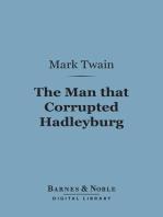 The Man that Corrupted Hadleyburg (Barnes & Noble Digital Library)