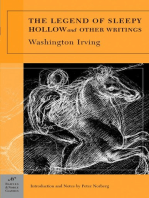 The Legend of Sleepy Hollow and Other Writings (Barnes & Noble Classics Series)