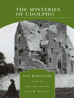 The Mysteries of Udolpho (Barnes & Noble Library of Essential Reading)