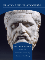 Plato and Platonism (Barnes & Noble Library of Essential Reading)