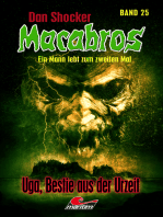 Dan Shocker's Macabros 25