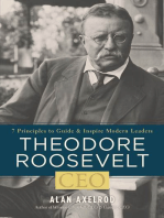 Theodore Roosevelt, CEO