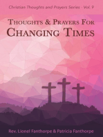 Thoughts and Prayers for Changing Times