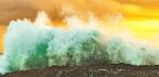 Ocean Waves Spew Ancient Organic Molecules Into The Air