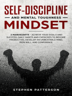 Self-Discipline and Mental Toughness Mindset