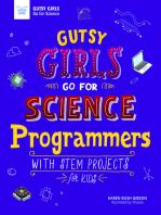 Gutsy Girls Go For Science