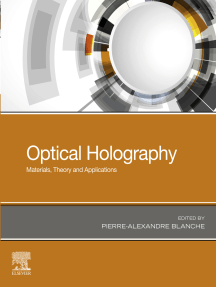 Optical Holography: Materials, Theory and Applications