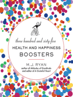 365 Health & Happiness Boosters