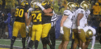 Notre Dame's Playoff Hopes Washed Away After A 45-14 Loss To Michigan