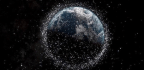 If You Think There's a Lot of Trash on Earth, Just Go to Outer Space