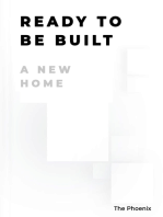 Ready To Be Built: A New Home