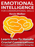 Emotional Intelligence for Conversation Skills