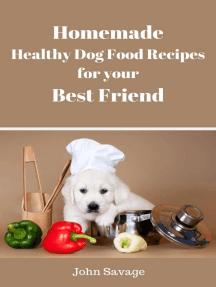 Homemade Healthy Dog Food Recipes