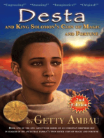 Desta and King Solomon's Coin of Magic and Fortune, second Edition