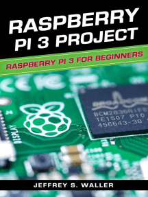 Raspberry Pi 3 Project: Raspberry Pi 3 for Beginners