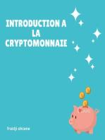 introduction a la cryptomonnaie