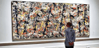 Pollock Paintings Avoid A Curly Physics Problem
