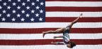 Simone Biles Flips And Twists Into Gymnastics History