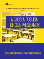 A Escola Pública de que Precisamos