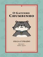 O gatinho Chumbinho