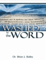 Washed by the Word