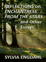 Reflections on Enchantress from the Stars and Other Essays