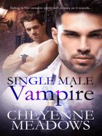 Single Male Vampire
